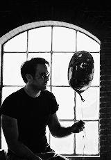 The get well balloon. #Daredevil #Netflix