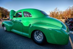 1941 Chevy coupe - custom Hot Rod - Photo: