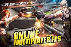 Crisis Action eSports FPS Mod Apk Data Download  Crisis Action-eSports FPS v1.9.2 Mod Apk Data Update – APKgamer.com – online multiplayer FPS shooter with more than 10 million users worldwide. Be yourself as a brave and experienced shooter. Play with real players all over the world on various maps. After battles you can update their equipment...