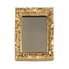 Sparrow Innovations Miniatures Rectangle Mirror Fairy Garden Doors, Tiny Furniture, Miniature Figurines, Miniature Houses, Small Mirrors, Standing Mirror, Fairy Garden Accessories, Polymer Clay Miniatures, Buy Fabric