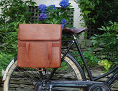Bicycle Muse Pannier by Lovely Bicycle!, via Flickr