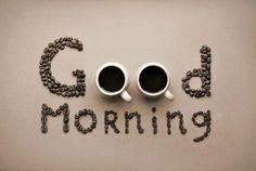 Coffee-ish morning.