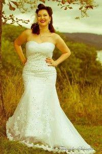 Cuál vestido de novia te gusta más si eres gordita - Gorditas