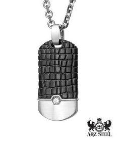 Men #pendant and #chain