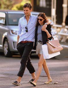 mr-vogue: Olivia Palermo & Johannes Huebl