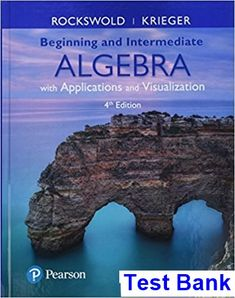 Biological science second canadian edition with masteringbiology test bank for beginning and intermediate algebra with applications and visualization 4th edition by rockswold ibsn fandeluxe Choice Image