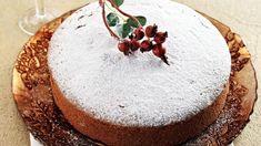Vasilopita the Greek New Year's cake - Honest Cooking Greek Sweets, Greek Desserts, Greek Recipes, Winter Desserts, Xmas Food, Christmas Sweets, Christmas Recipes, Christmas Cakes, Kinds Of Pie