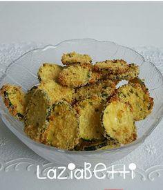 Pane amore e fantasia: Chips di zucchine