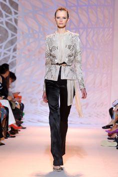 Défile Zuhair Murad Haute couture Automne-hiver 2014-2015 - Look 13