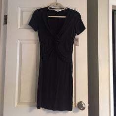 Black Trina Turk dress NWT Petite black Trina Turk short sleeve dress NWT Trina Turk Dresses