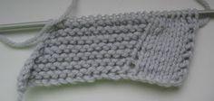 Share Knit and Crochet: Knit coaster pattern Free Knitting, Free Crochet, Knit Crochet, Crochet Hats, Knitting Machine Patterns, Crochet Patterns, Lana, Knitted Hats, Free Pattern