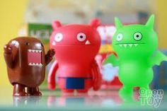 How tiny can you get Domo Kun?
