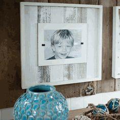 Reclaimed Frame - White Wash