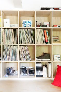I need some square shelving like this but taller