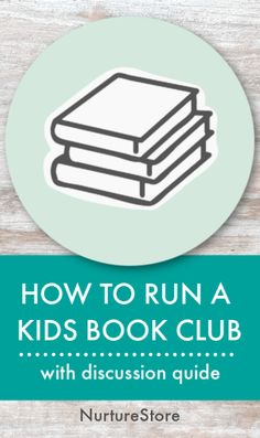 How to run a children's book club - guide to setting up a book club for tweens and teens