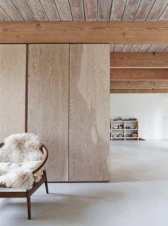 interiors ~ scott + scott architects