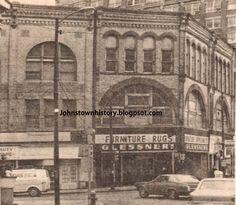 Vintage Johnstown: Glessner's