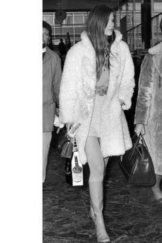 In Photos: The Best of '70s Fashion  - HarpersBAZAAR.com