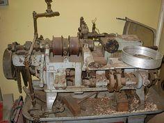 Resultado de imagen para Brown & Sharpe lathe No. 0