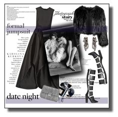 """""""My Story"""" by stylemeup-649 ❤ liked on Polyvore featuring KAROLINA, Merchant Archive, Disturbia, Alexander Wang and DANNIJO"""