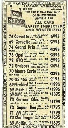 New Trucks 2019 – Auto Wizard Vintage Advertisements, Vintage Ads, Good Used Cars, Car Prices, Car Advertising, Old Ads, New Trucks, American Muscle Cars, Signs