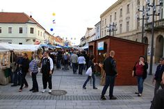 Jarmok, Trnava, Slovakia - Almost Bananas Grape Harvest Season, Heart Of Europe, Bananas, Beautiful Landscapes, Street View, Travel, Kitchens, Viajes, Destinations