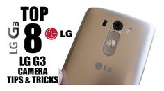 Top 8 LG Camera Tips & Tricks Today we discuss the top 8 LG camera tips & Tricks. The has a very nice camera capable of capturing UHD Video and has . Camera Tips, Camera Hacks, Lg G4, Keep Life Simple, Lg Phone, Phone Hacks, Rotary, Good To Know, Gadget