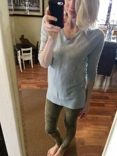 ab9adbdc4686d Motto leggings and tunic #ShopStyle #shopthelook #SpringStyle #MyShopStyle  #WeekendLook #TravelOutfit