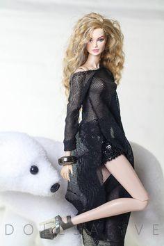 https://flic.kr/p/Q88P1L | Northern Exposure OOAK outfit | www.ebay.com/sch/dollsalive/m.html?item=122273376460&...