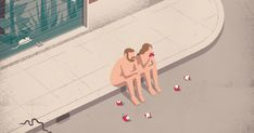 30+ Thought-Provoking Illustrations About Modern Day Issues That You'll Need To Look Twice To Understand | Bored Panda