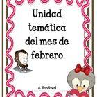 Spanish February Unit