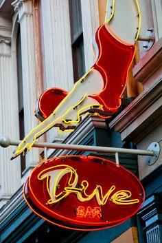 Dive Bar, San Jose, CA