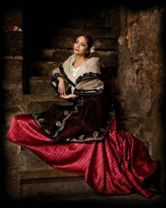 Filipino Traditional Clothing