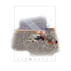 Fibonacci Art Diary, In This Moment, Artwork, Journal Art, Work Of Art, Newspaper Art, Auguste Rodin Artwork, Artworks, Illustrators