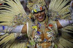 Rio De Janeiro Carnaval..