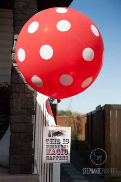 Vintage Magic 6th Birthday {Boy Party Ideas} - Love the font...captures exactly…