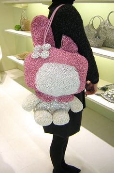 Anteprima x Sanrio: My Melody and Kuromi Special Items