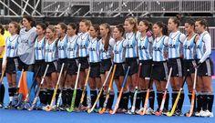 "Argentina women's national field hockey team (aka ""Las Leonas"")"