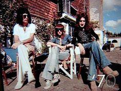 Queen at Ridge Farm in 1975 - queen Photo