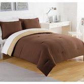 Found it at Wayfair - Reversible Comforter Set