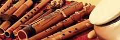 Pierre Stocker Native Bamboo Flutes