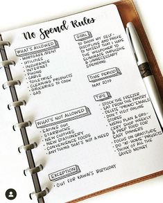 "Yesterday was the end of my self-imposed ""No Spend Month."" Today I decided to reflect. Overall it was a great experiment and success. #budget #budgeting #budgetingtips #finance #savingmoney #tracker #planner #plannergirl"