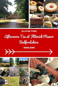 Afternoon Tea At Flitwick Manor Bedfordshire Gluten Free Restaurantslondon