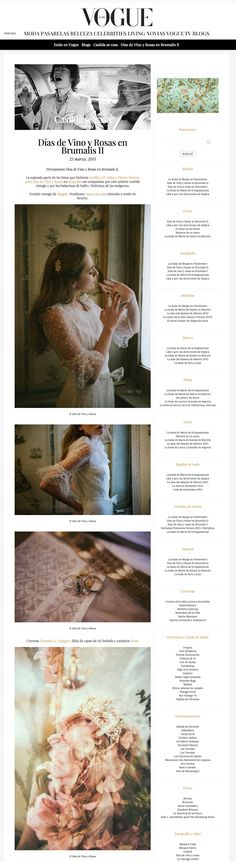 Editorial, Vogue, Wedding Dresses, Fashion, Bride Dresses, Moda, Wedding Gowns, Wedding Dress, Fasion