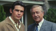 Tonight 3-26 in 1969 - Marcus Welby, M.D., a TV movie, was seen on ABC. Ratings showed the program to be so popular that it was turned into a long-running series starring Robert Young and then a new-comer, James Brolin.