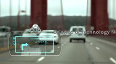 Hudly A Heads Up Display for All Cars Phones