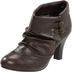 I have these in black...they are really cute!