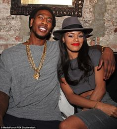 Emotional delivery: NBA star Iman Shumpert delivered the baby when his fiancée Teyana went into labor a month early last week taylor and iman shumpert black love Teyana Taylor shows off her abs just a week after giving birth Black Couples Goals, Cute Couples, Couple Goals, Power Couples, Teyana Taylor Baby, Black Love, Black Is Beautiful, Black Celebrities, Celebs