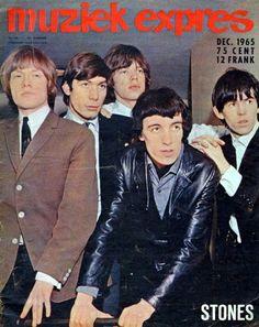 Muziek Expres - December, 1965