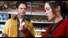 JUNO - Official Trailer, via YouTube: I could (and have) watch the movie over & over.